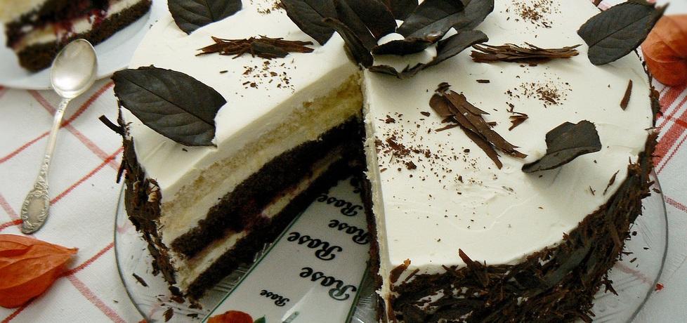 Tort czekoladowy (autor: mysza75)