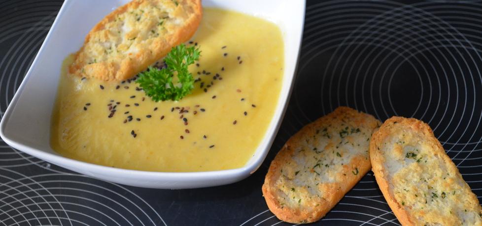Zupa krem kalafiorowa (autor: aginaa)