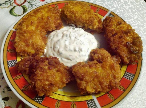 Przepis  kąski gyros z kurczaka przepis