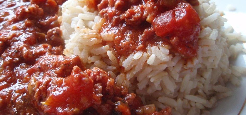 Mięso mielone z indyka w pomidorach (autor: karolciazip ...