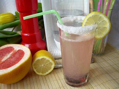 Lemoniada cytrynowo