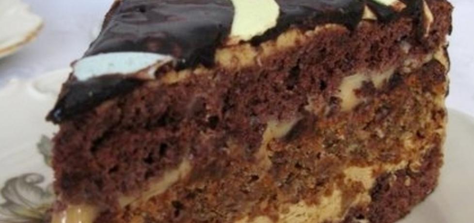 Tort orzechowy bez mąki (autor: wanda15)