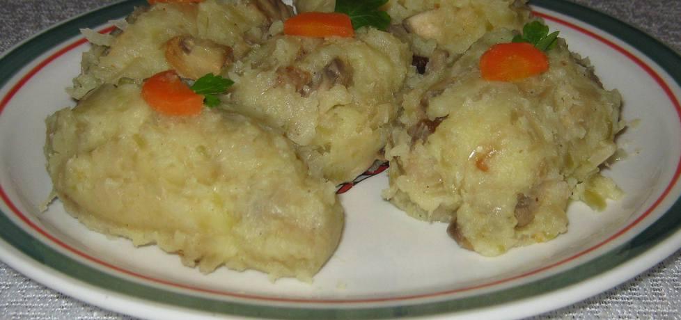 Mix, ziemniaki, kapusta, pieczarki (autor: katarzynka455 ...