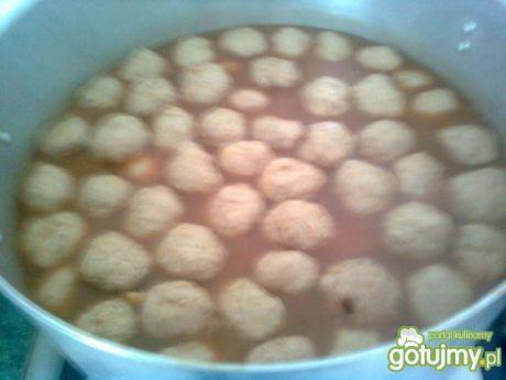 Przepis  pulpety rybne w sosie słodko-kwaśnym przepis