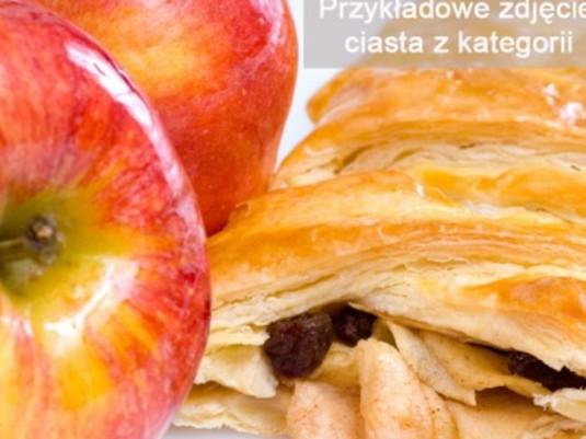 Pyszne i proste ciasto z jabłkami i orzechami