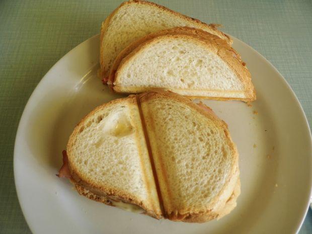 Przepis  tosty / sandwich'e przepis