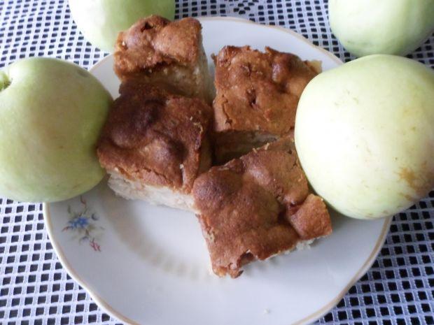Przepis  ciasto z jabłkami przepis