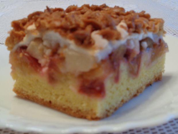 Przepis  ciasto jabłkowo śliwkowe przepis
