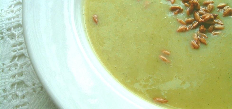 Zupa krem ziemniaczana z cukinią (autor: witaminkaa ...