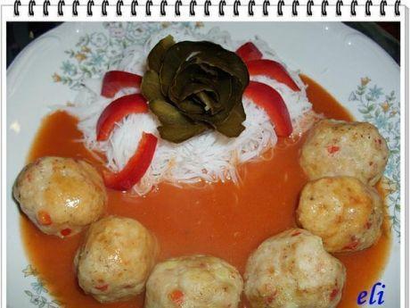 Przepis  rybne pulpety eli w sosie pomidorowym przepis