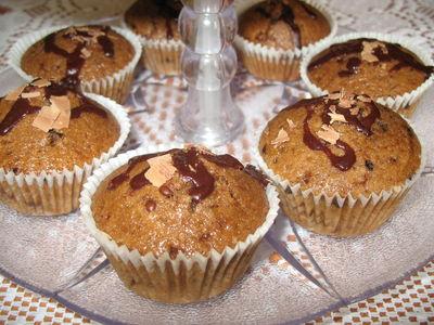 Muffiny cynamonowo