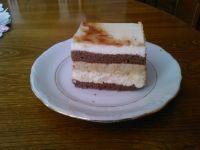 Przepis  chałwowo czekoladowe ciasto przepis