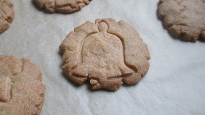 Maślane ciasteczka z trzech składników
