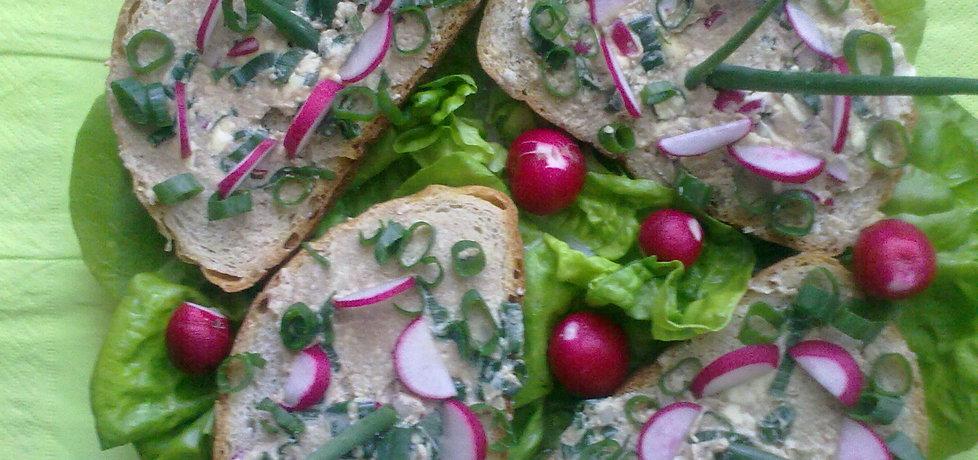 Pasta kanapkowa z pasztetu drobiowego (autor: kuchareczka2 ...
