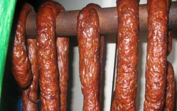 Przepis  kiełbasa swojska wołowo-wieprzowa przepis