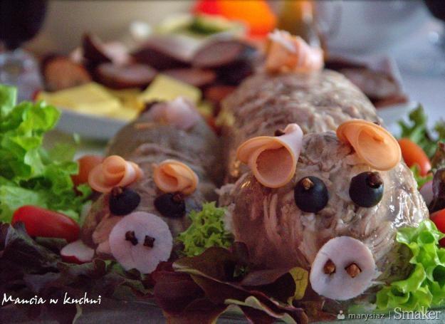 Galareta Wieprzowa świnka Przepis Ze Smakerpl