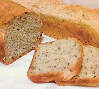 Domowy chlebek zdrowia
