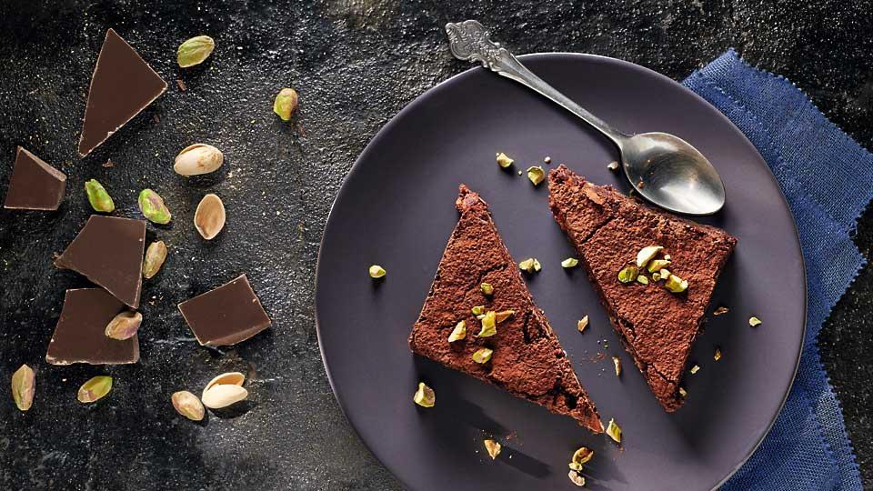 Przepis na brownie z orzechami