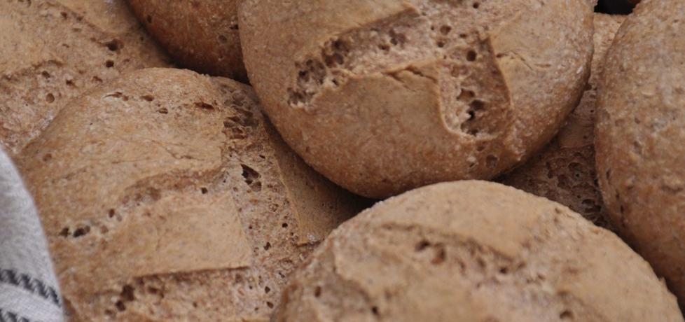 Bułeczki pszenno żytnie (autor: azgotuj)