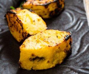 Ananas z solą morską i chilli  prosty przepis i składniki