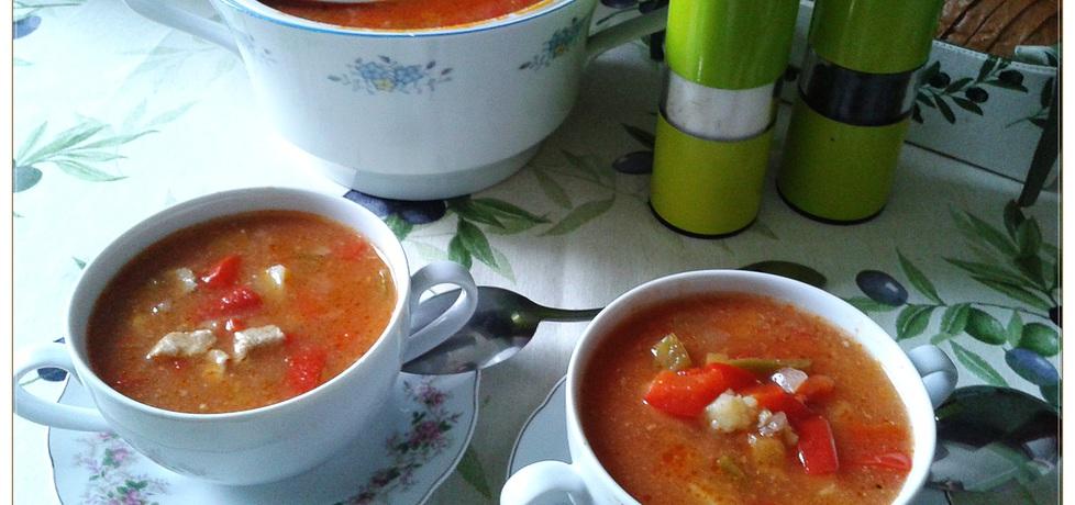 Moja zupa gulaszowa (autor: monikat83)