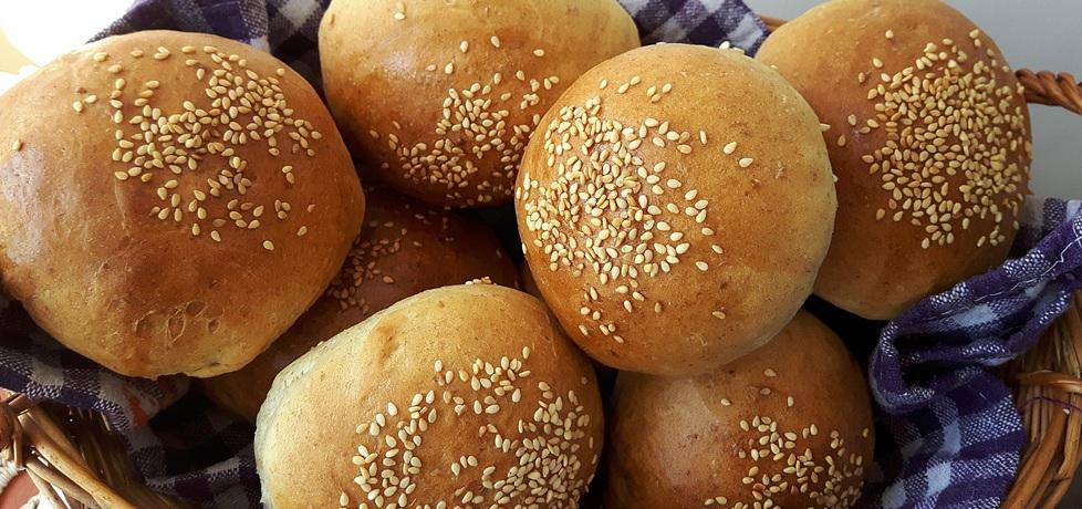 Bułki pszenno-żytnie (autor: joanna-kryla)