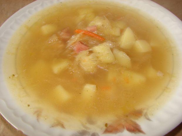 Przepis  kwaśna zupa na żeberkach przepis