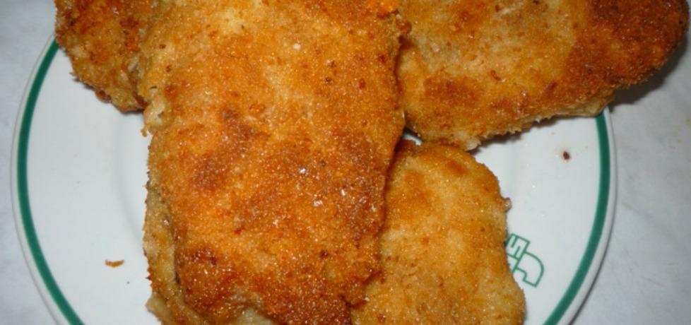 Dewolaj z serem żółtym i pieczarkami (autor: gosia4747 ...