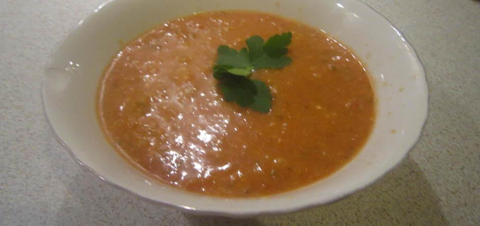 Krem pomidorowo-cukiniowy (autor: kate131)