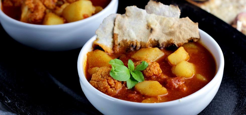 Aloo gohbi – curry ziemniaczano