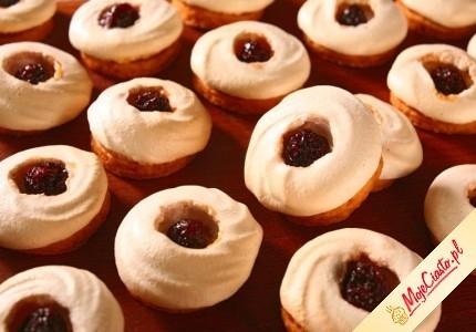 Ciasteczka wiśniówkowe