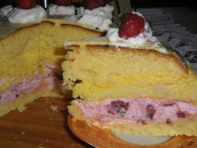 Tort ajerkoniakowo