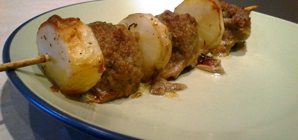 Niezwykłe szaszłyki z mięsa mielonego (autor: dzikowiec ...
