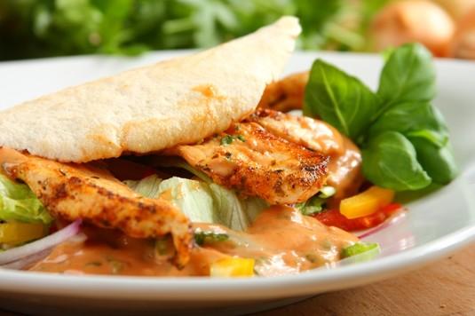 Sałatka kebab  video
