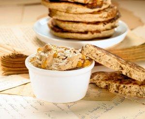 Bliny pszenno-gryczane  prosty przepis i składniki