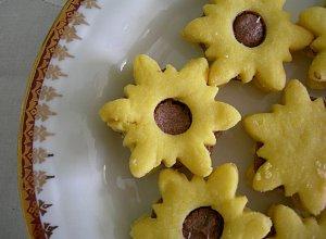Ciasteczka słoneczka  prosty przepis i składniki