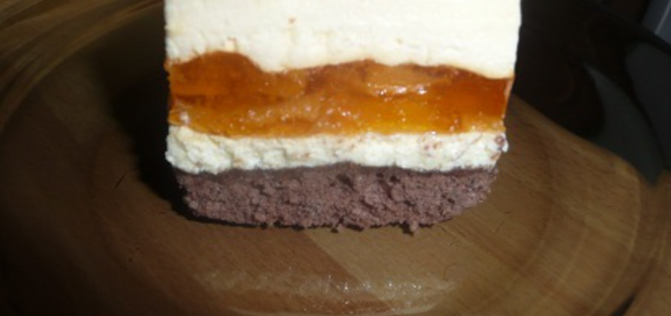 Ciasto z brzoskwiniami (autor: aginaa)