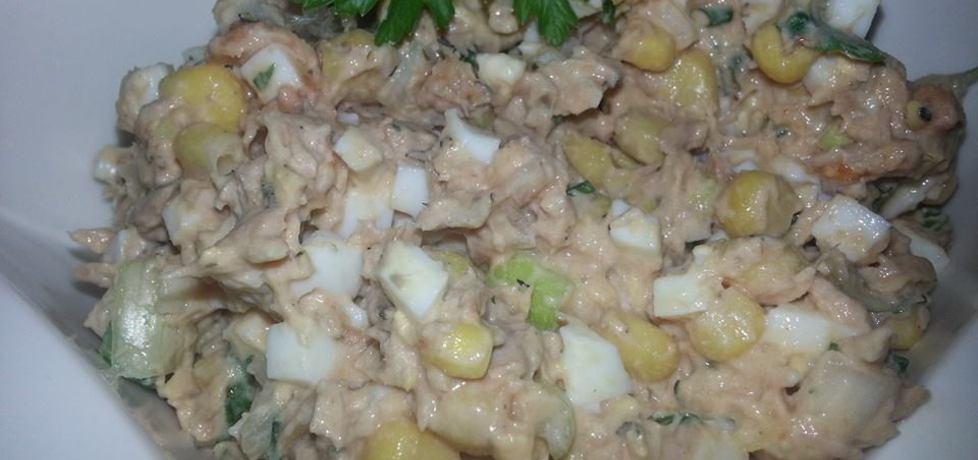 Pasta z tuńczyka. (autor: kasiaaaaa)