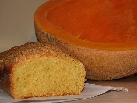 Przepis  drożdżowy chleb z dynią przepis