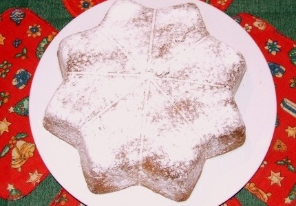 Ciasto świętego mikołaja