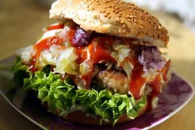 Domowe hamburgery prosto z grilla