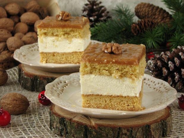 Przepis  ciasto krówka przepis