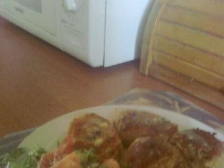 Przepisy na obiad: kotleciki z makaronu