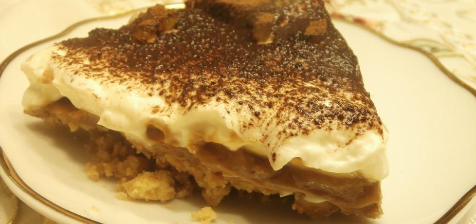 Ciasto z mascarpone i masą krówkową (autor: izapozdro ...