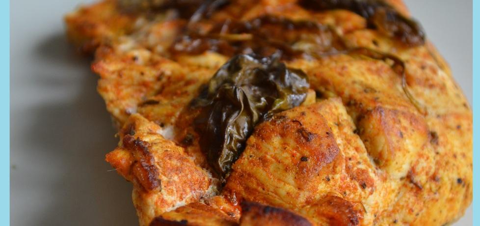 Pierś z kurczaka grillowana z bazylią (autor: wyattearp ...