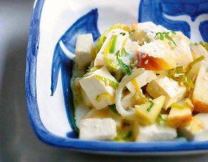 Gulasz z tofu w sosie curry  prosty przepis i składniki