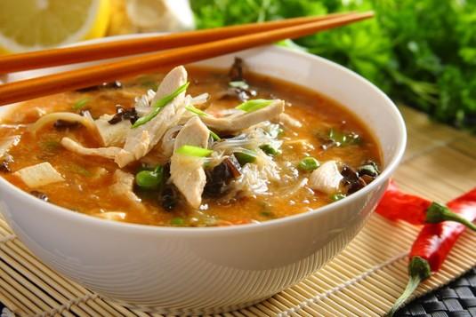 Zupa kwaśno-pikantna