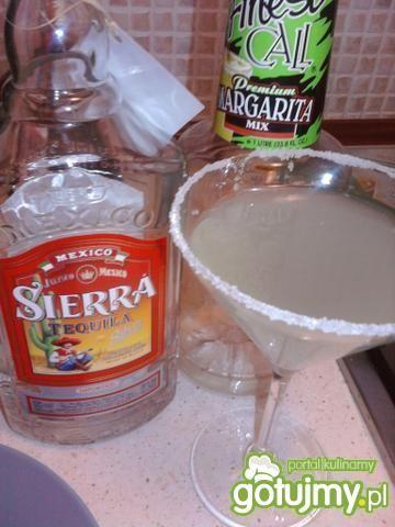 Przepis  margarita  drink przepis