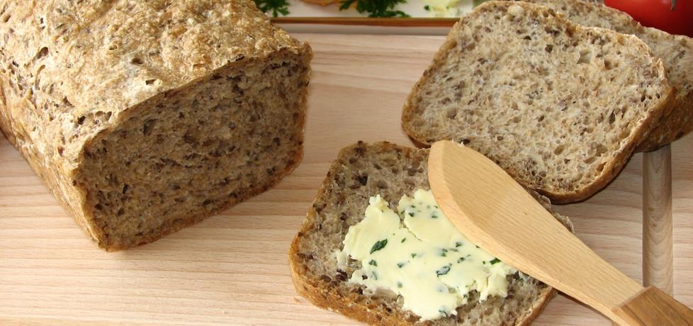 Chleb orkiszowy z ziarnami (autor: bogusia-82)