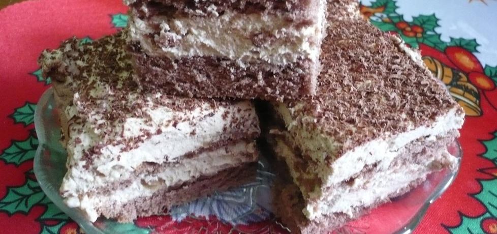 Ciasto chałwowe (autor: czekoladkam)